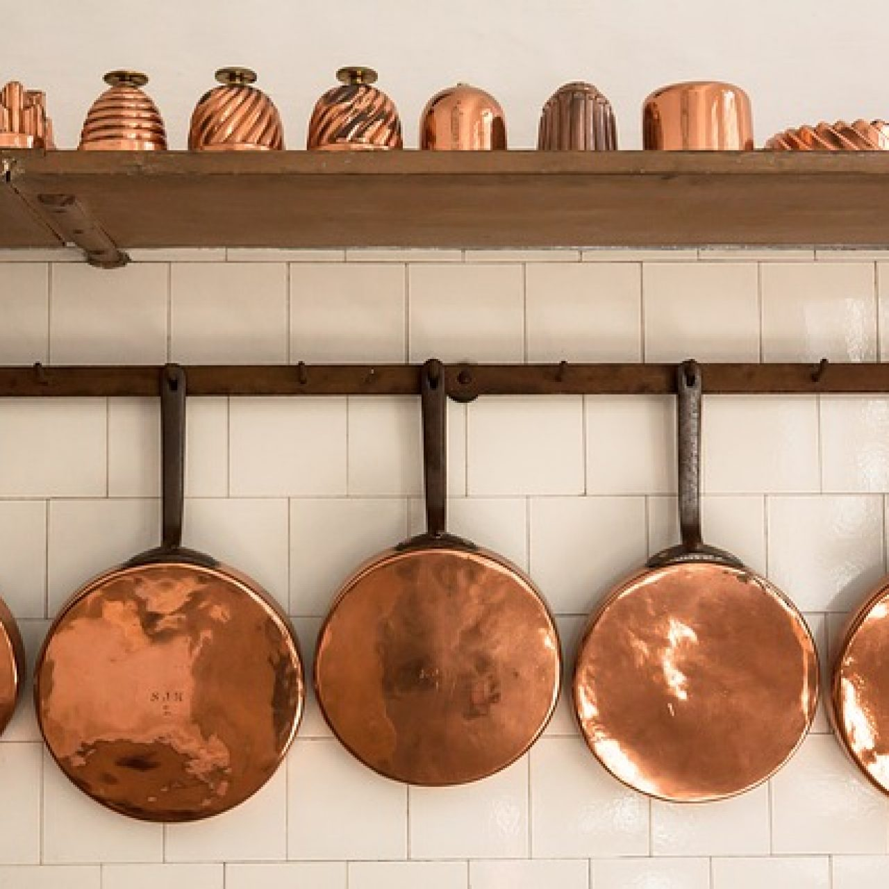 Silver and copper have both been used for centuries for their antimicrobial properties