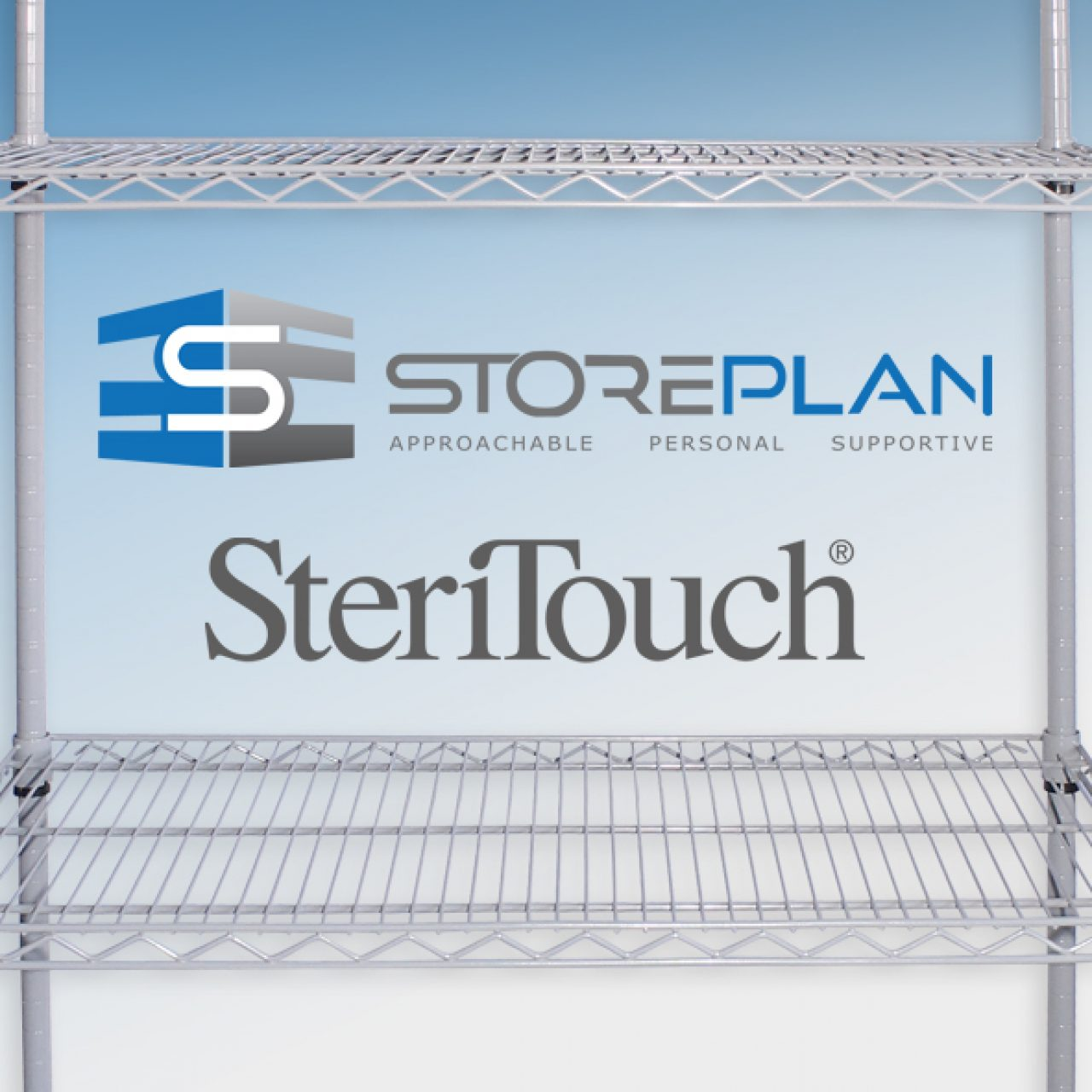 Antimicrobial Wire Racking From Storeplan